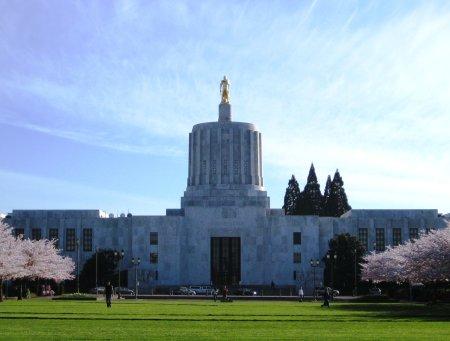 Oregon-state-capitol