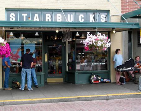 First_Starbucks