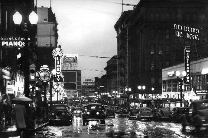 Rainynight 1936