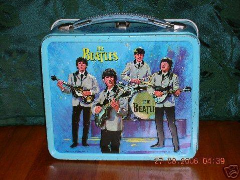 Beatleslunchbox