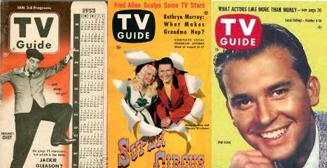 Stumptownblogger Classic Tv Guide Covers
