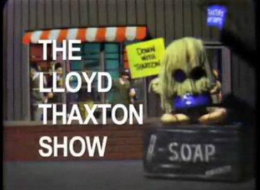 Lloyd thaxton show