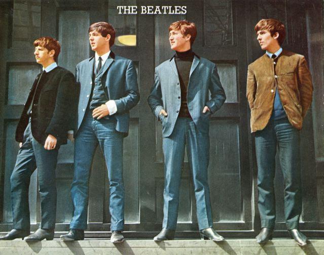 Stumptownblogger Rare Beatle Photo From 1963