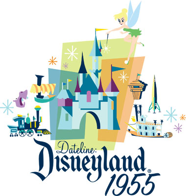Stumptownblogger Disneyland Opened On This Day In 1955
