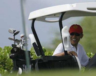 Obama-golf-hawaii