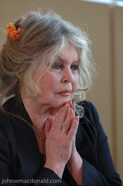 BRIGITTE BARDOT TODAY