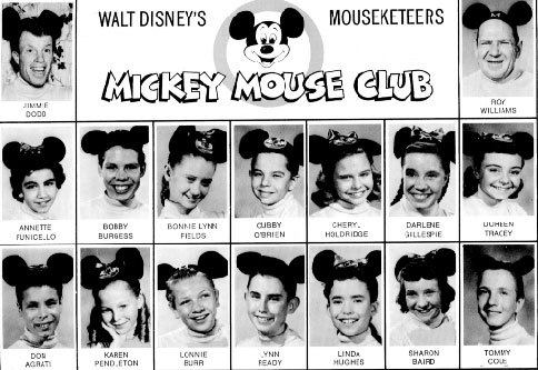 MICKEY MOUSE CLUB 1