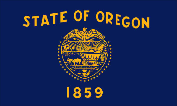 State-flag-oregon