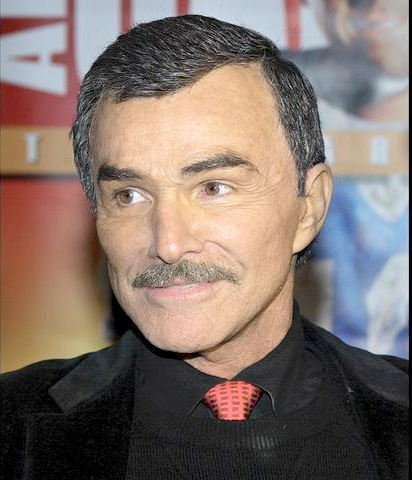 Burt Reynolds- now ap