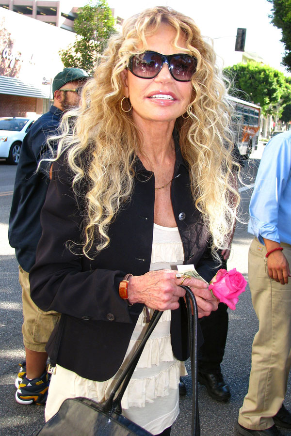 Stumptownblogger Dyan Cannon Forever Young At 74
