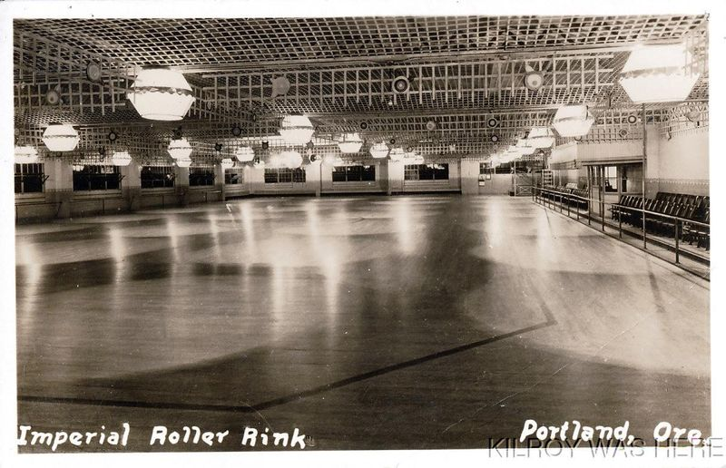 Imperial roller rink