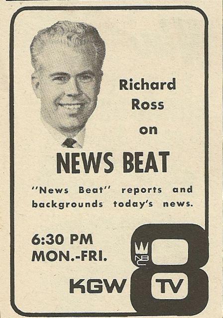 Richard ross news beat ad