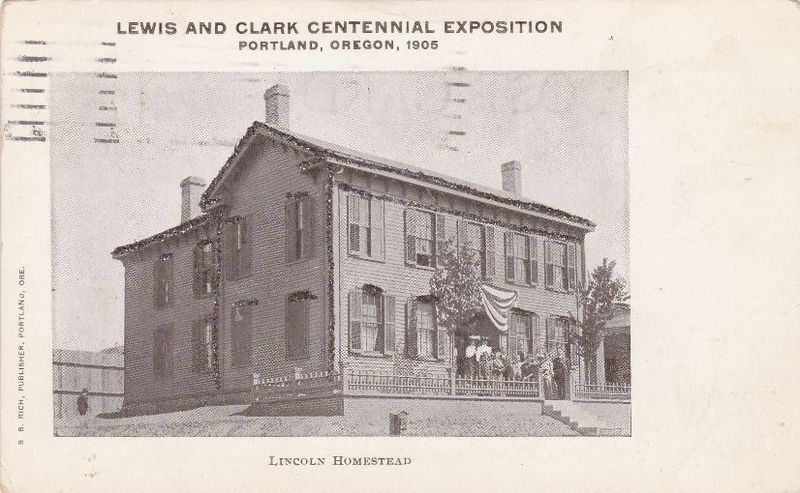 LEWIS CLARK EXPO LINCOLN