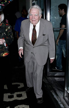 Andy rooney goodnight