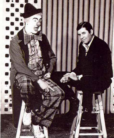 Jerry lewis and rusty nails