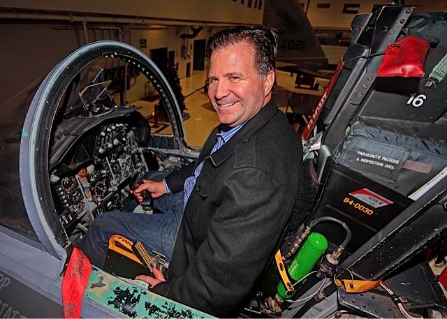 Lars pilot