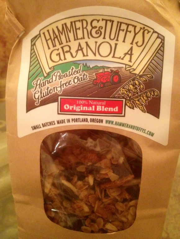 BEST GRANOLA ON THE PLANET