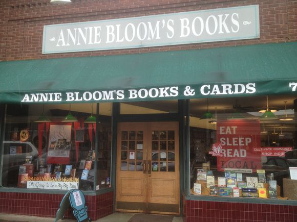 A REAL BOOK SHOP