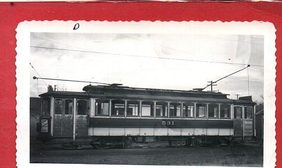 Trolley  1940s