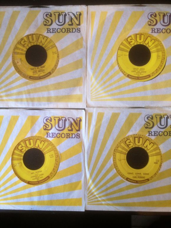 ORIGINAL FIRST RELEASES FROM SUN RECORDS
