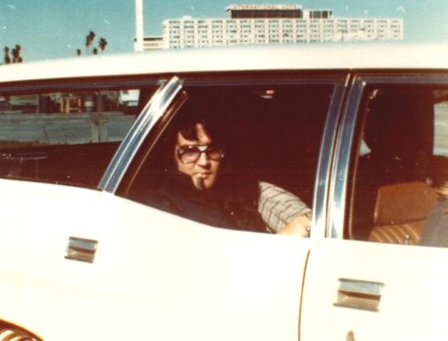 Elvis presley motor museum