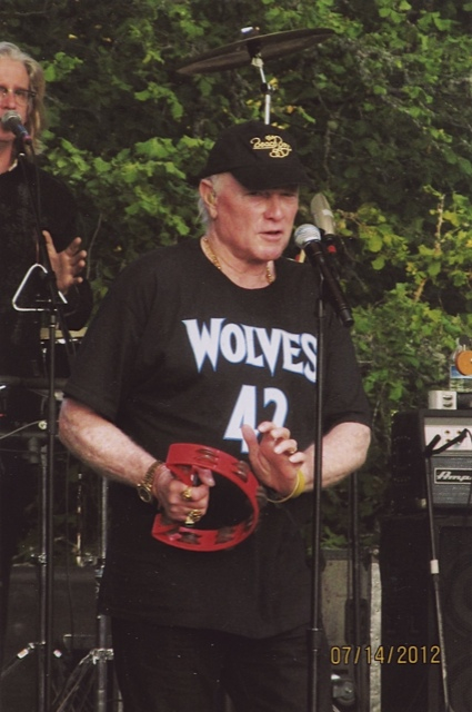 MIKE LOVE IN EUGENE