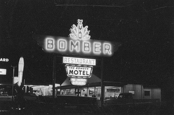 EAT AT THE BOMBER