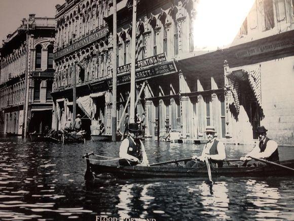 THE GREAT STUMPTOWN FLOOD