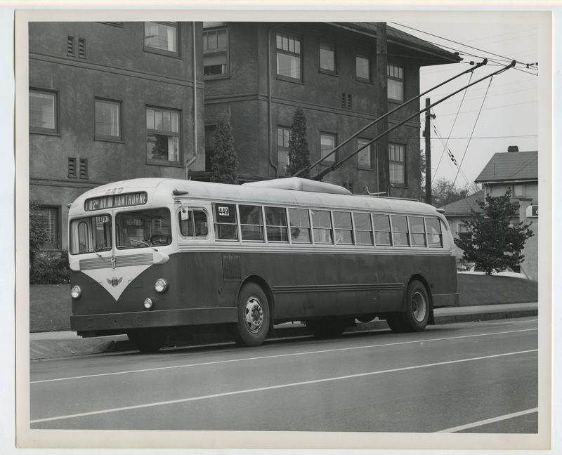 Rose city bus 1