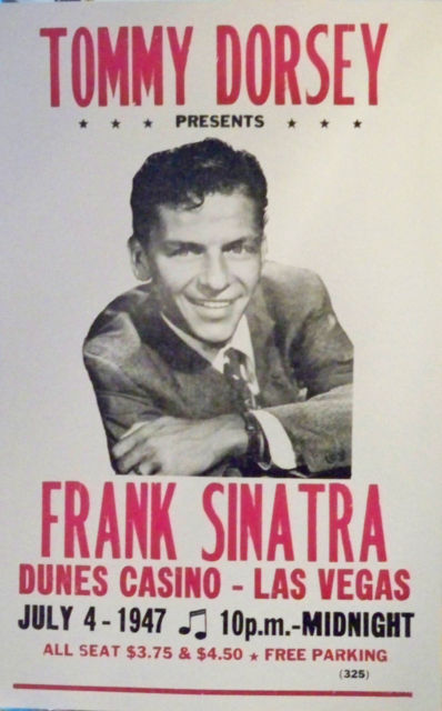 Sinatra vegas