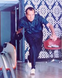 NIXON WAS A GREAT BOWLER