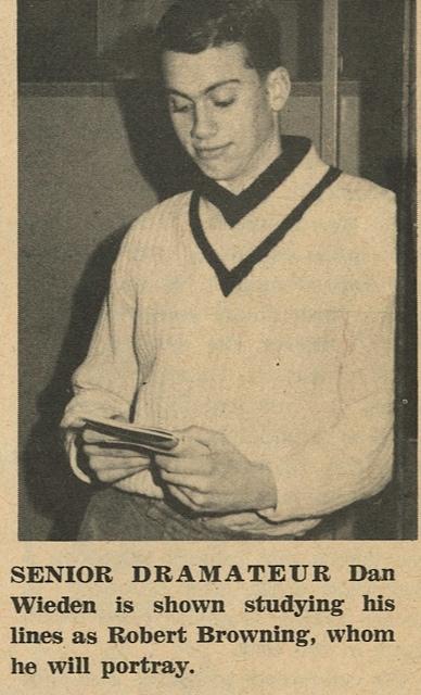 GRANT HIGH 1963