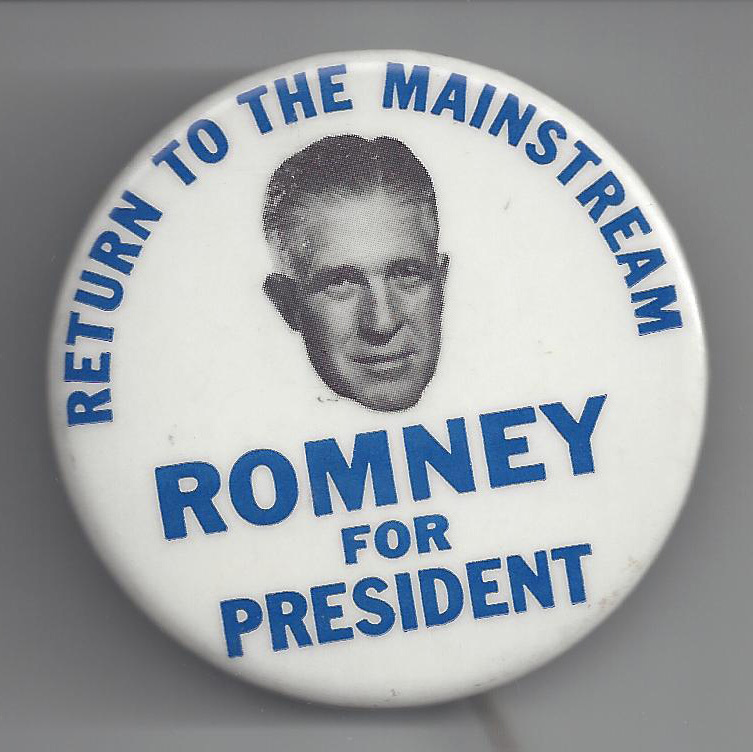 POLITICAL ROMNEY