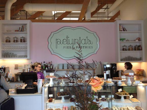 PETUNIA'S IS A GF HIT IN PORTLAND