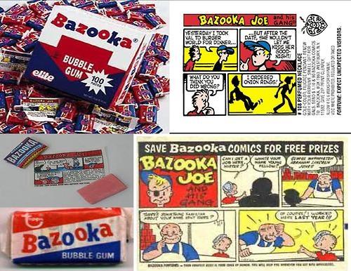 Bazooka font download free (truetype) - fonts101.com