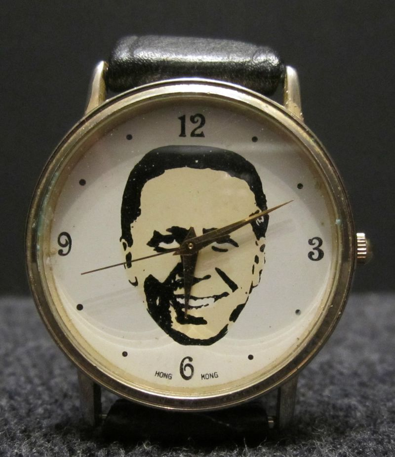 TOM PETERSON WATCH