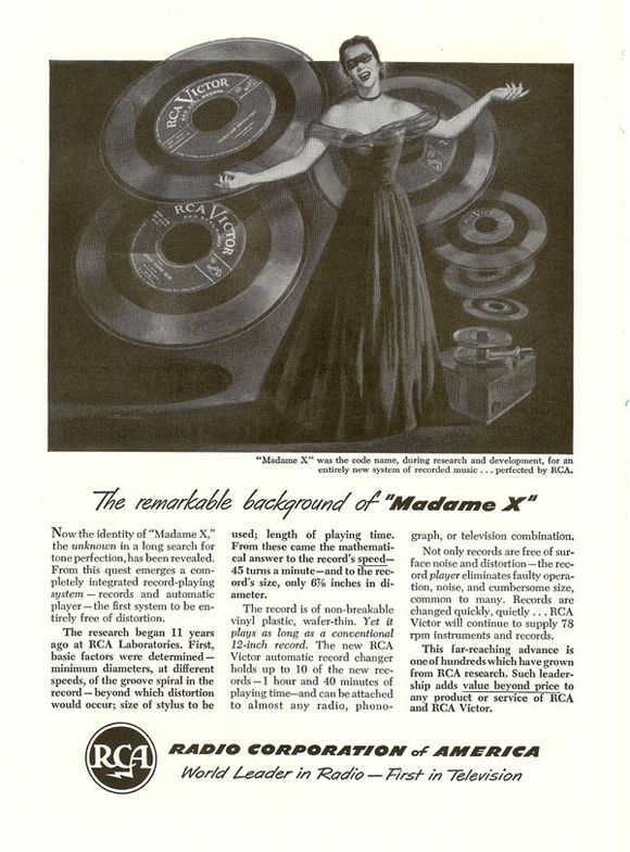 64th Anniversary of the 45 RPM
