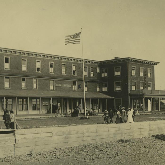 Hotel moore