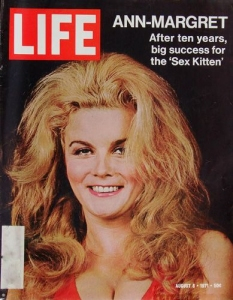 ANN MARGARET IS 72 TODAY
