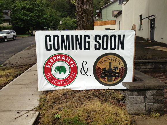 ELEPHANT DELI OPENING IN JOHNS LANDING AREA