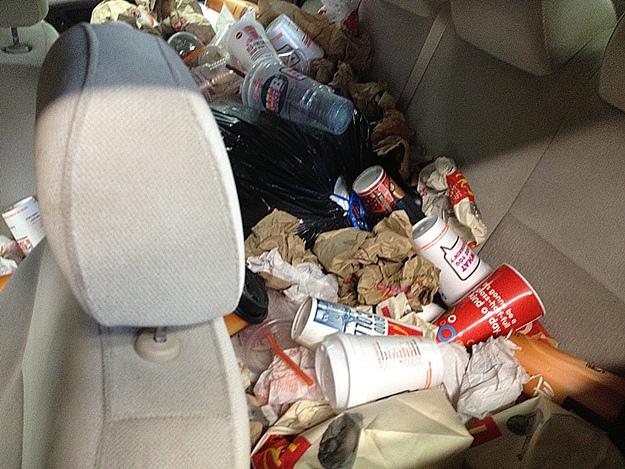 Backseat hell 101