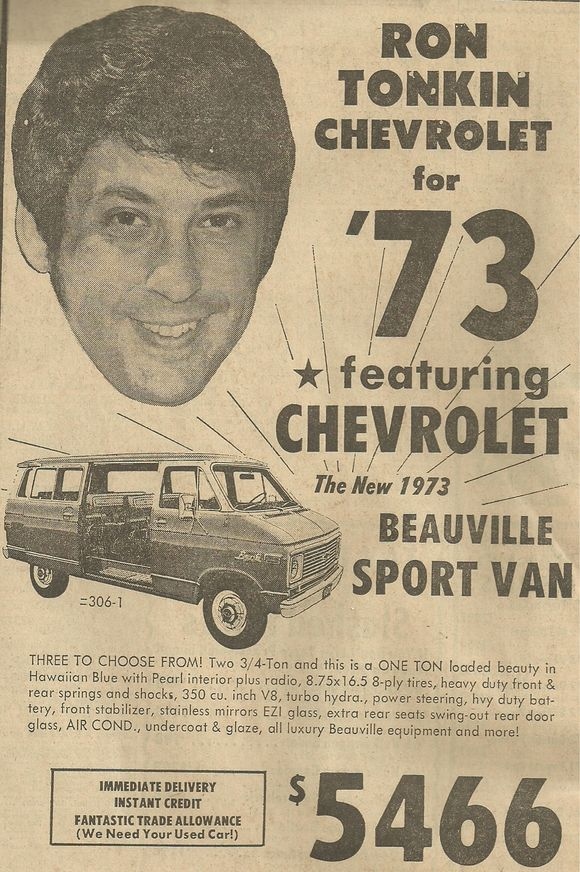 AMERICA'S YOUNGEST CHEV DEALER