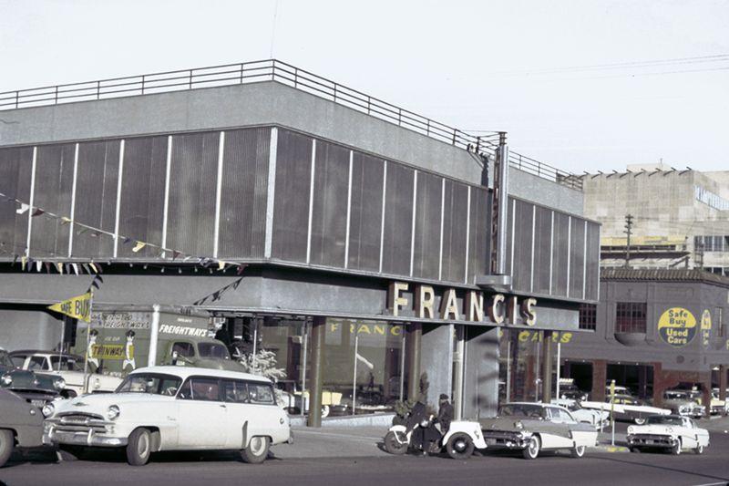 Francis_auto_sales