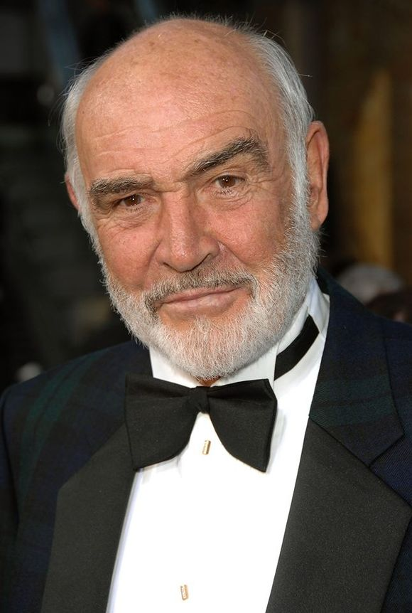 THE REAL BOND IS 83 TODAY