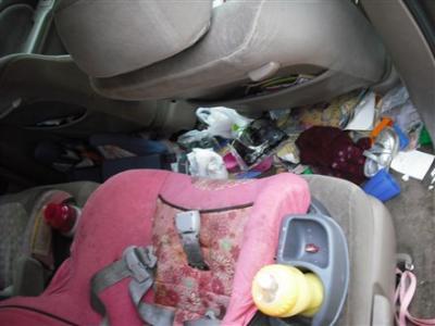 Backseat hell 100
