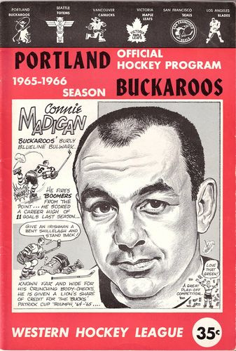 1965_66 connie madigan art brewster cartoon cover