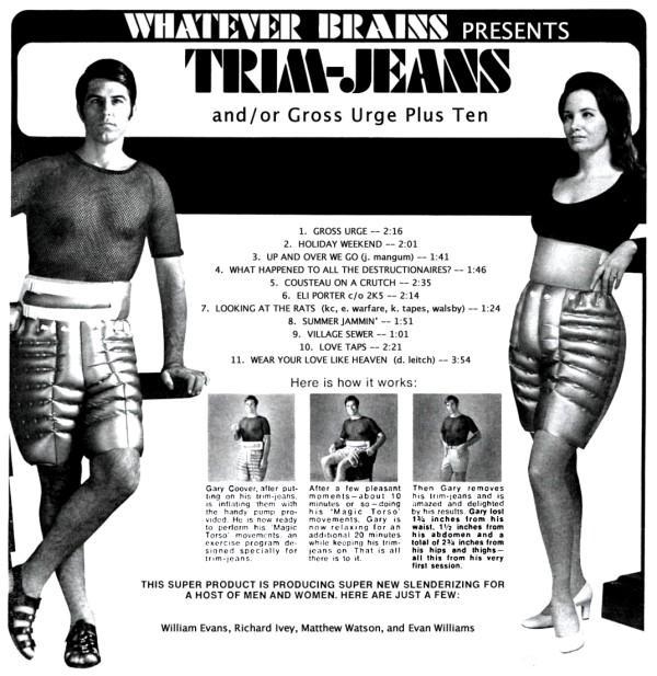 Trim jeans