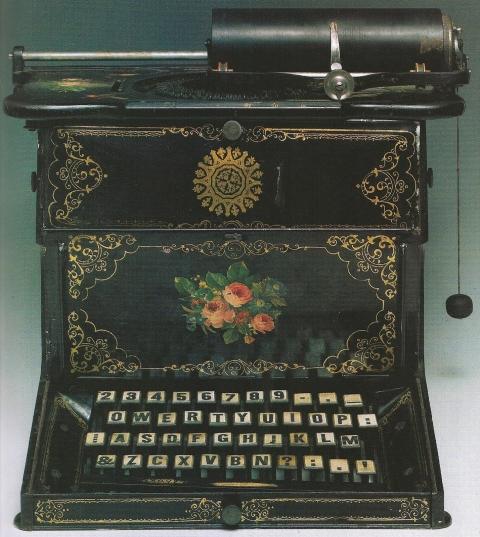 Mark Twain's Typewriter