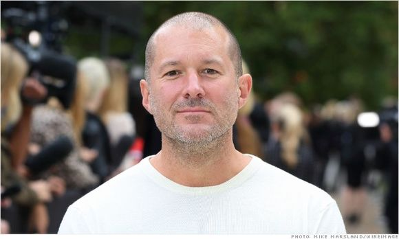 WHO IS JONY IVE ?