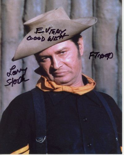 Larry storch 2